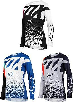 Fox Racing 180 Jersey  MX Motocross Dirt Bike Off Road Long Sleeve