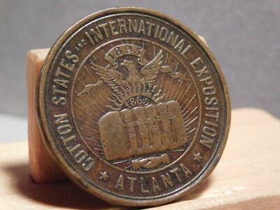 Cotton States International Exposition So-called dollar HK 268