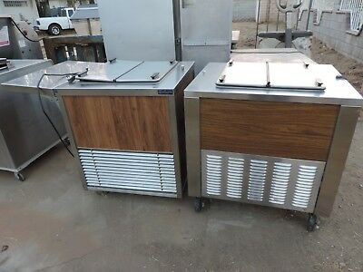 Freezer (Ice Cream Dipping Cabinet) Four Available