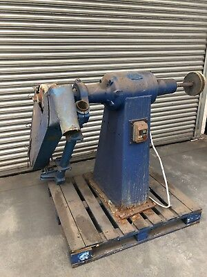 W Canning & co ltd double ended industrail buffer / polisher 3 phase