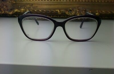 da94a0f5cee OSIRIS DESIGNER FRAMES Glasses Purple Large RRP £120 - £14.95 ...
