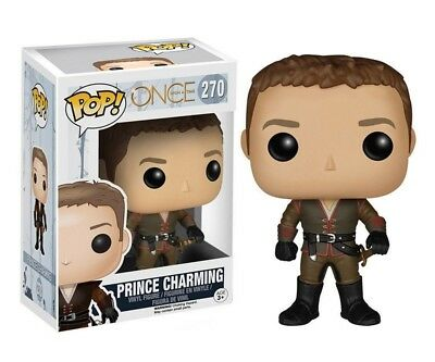 FUNKO POP 270  Once Upon a Time Prince Charming