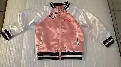 BARBIE JACKET / Girls / Size 4 Available Only.