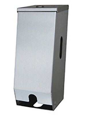 Metlam DUALINE TOILET PAPER DISPENSER Surface Mounted, Stainless Steel*AUS Brand