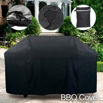 BBQ Cover Outdoor Waterproof Barbecue Covers Garden Patio Grill Protector  NEW