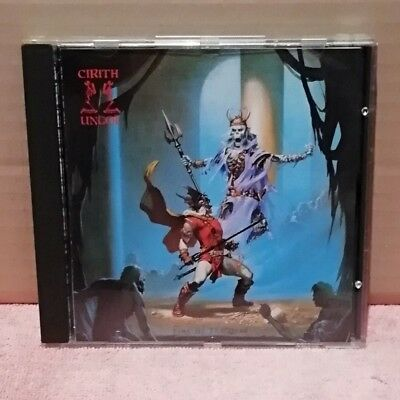 Cirith Ungol - CD - King Of The Dead - 1999 - US-Epic Metal