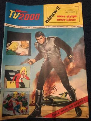 TV2000 31 Thunderbirds Dutch TV21 Captain Scarlet Lady Penelope Parker 03/8/68