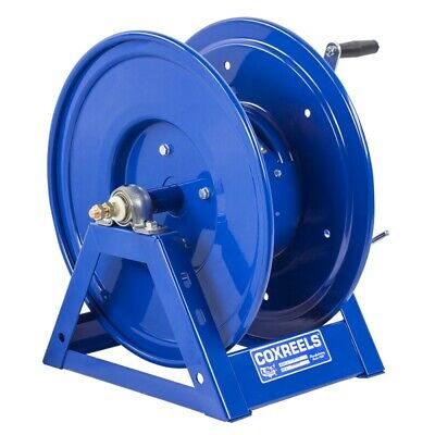COXREELS 1125WCL-6-ED 12V DC 1/2HP Motoized Welding Cable Reel Up to 2AWGx300ft