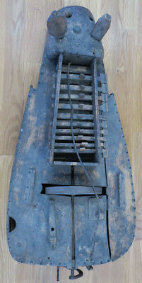 ca. Anno 1400: SENSATION! Oldest hurdy-gurdy in the World - now on EBay!