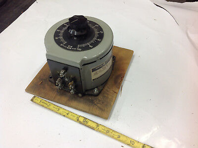 GE 9T92A28G2 Variable Transformer 120V in, 0-120/140V Out, 18A  NEW SURPLUS