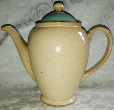 Denby Luxor coffee coffee pot first quality excellent condition