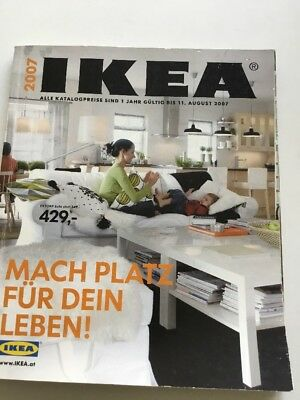 Ikea Möbel Katalog 2009 Furniture Catalog Book Catalogue Einrichtung