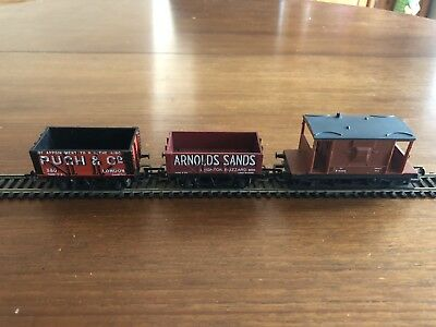 Hornby Railways Wagon JOB LOT OO Gauge Model Railway Train Set R010 R097 R016