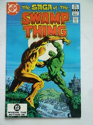Swamp Thing 11 DC Comics 1983