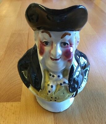 Vintage collectable John Bull Toby jug FREE P&P REDUCED