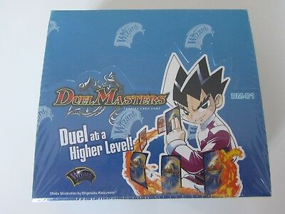 Duel Masters TCG - Original Base Set Booster Box DM-01 New / Sealed