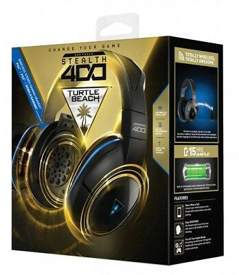 Turtle Beach Ear Force Stealth 400 (PS3/PS4)