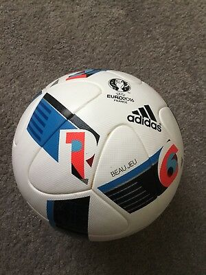 bbc49773a9 ADIDAS BEAU JEU Euro 2016 Official Match Ball -  51.00