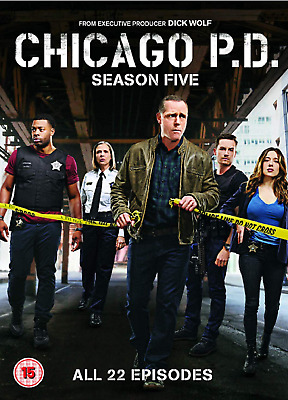 Chicago P D (Chicago Police Department) Saison 5 FR