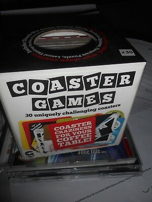 Coaster games coffee table top game