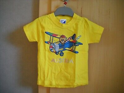 Lot 3 t-shirts manches courtes taille 18 mois TBE