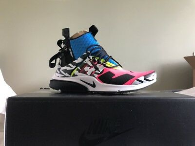 outlet store bfb1a d4c38 Nike Air Presto Mid SP x Acronym UK 7