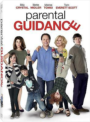 Parental Guidance (DVD, 2013, Widescreen, Slipcover) Marisa Tomei *NEW* FREE S&H