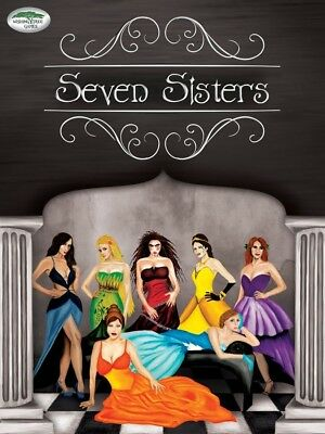 Seven Sisters (2012) Board Game NEW