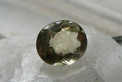 OVAL Goldberyll  3,63 ct