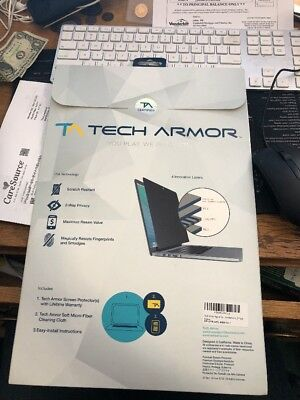"Tech Armor Apple MacBook Air 13"" Privacy Screen Protector [1-Pack]"