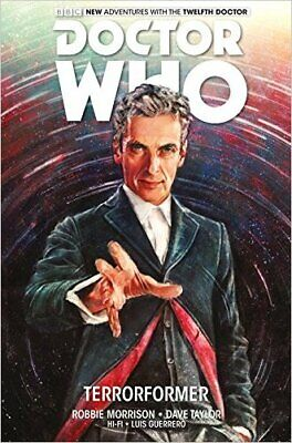 Doctor Who - 9781782761778