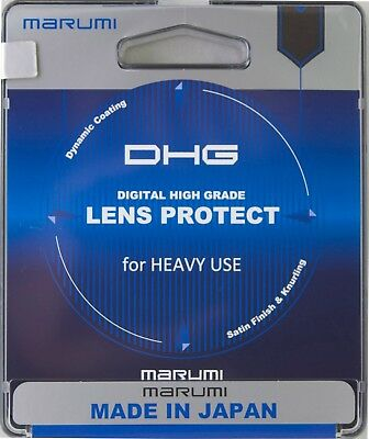 Marumi DHG Lens Protect Filter, Ultra-thin Frame & Dynamic Coating MADE IN JAPAN