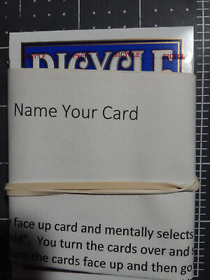 """""""Name Your Card"""" - S. Patrick"""