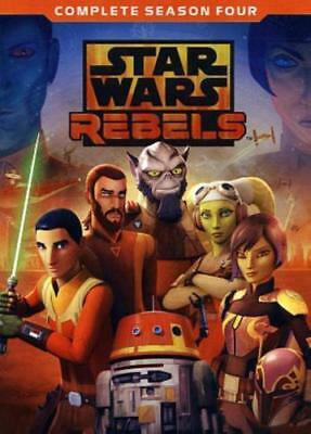 Star Wars Rebels Complete Season 4 (DVD)