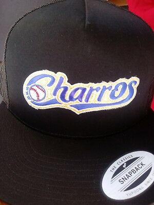 YAQUIS DE OBREGON BASEBALL MEXICO HAT COLOR GREY TRUCKE SNAP BACK NEW HAT c887c1a511d9