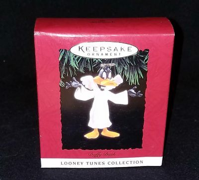 NEW Hallmark LOONEY TUNES 1994 DAFFY DUCK Angel NEW in Box NIB