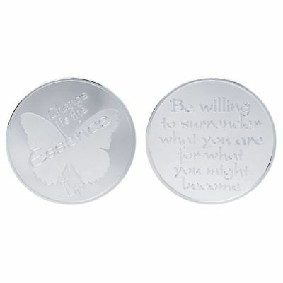2018 Commemorative Coin Butterfly Crafts Positive Collection Arts Souvenir Gifts