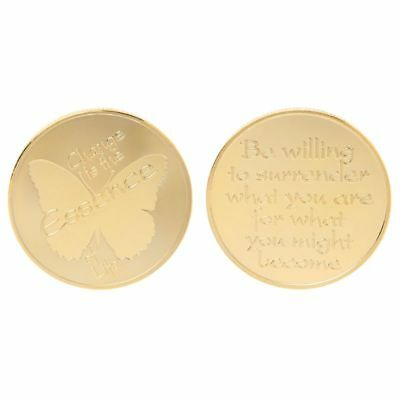 2018 Commemorative Coin Butterfly Crafts Positive Collection Arts Gifts Souvenir