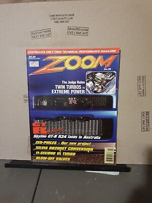 ZOOM Australia's only true technical performance magazine no 26