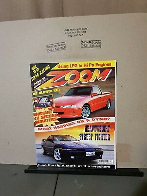 ZOOM Australia's only true technical performance magazine feb-mar 98