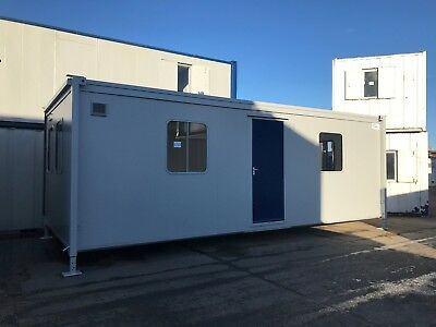 Portable Office, Portable Cabin, Site Office, Portable Building, 24 x 10 (1713)