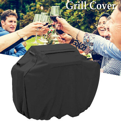 Home Patio Garden Barbecue BBQ Grill Cover Gas Heavy Duty Waterproof Outdoor