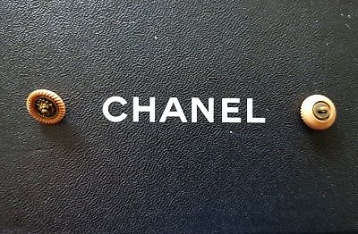 Boutons Chanel 12 mm
