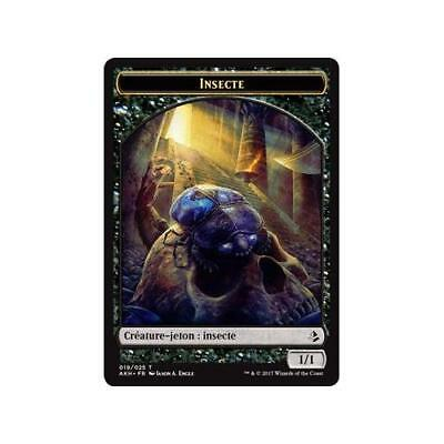 Insect 1/1 Amonkhet n°T19  (Anglais) NM MTG Magic