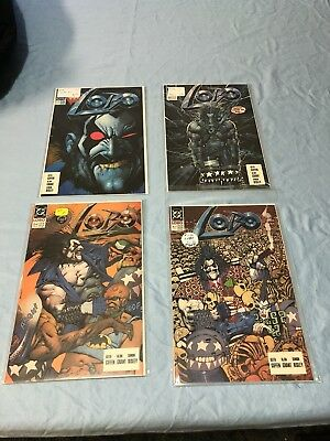 DC Comics Lobo Mini Series 1-4 NM