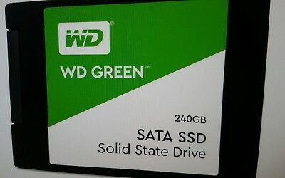 WD Green SSD 240GB SSD