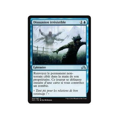 Compelling Deterrence Shadows over Innistrad n°52  (Anglais) NM MTG Magic
