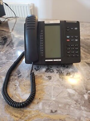 MITEL 5320E GIGABIT IP Phone - MiNET & SIP - 50006474