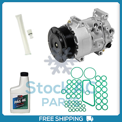 For 2007-2009 Toyota Camry A//C Compressor 91486YQ 2008