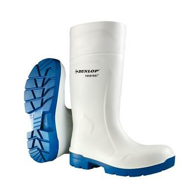Dunlop Purofort Boots Food Pro MultiGrip Safety Wellington Wellies White RRP £75